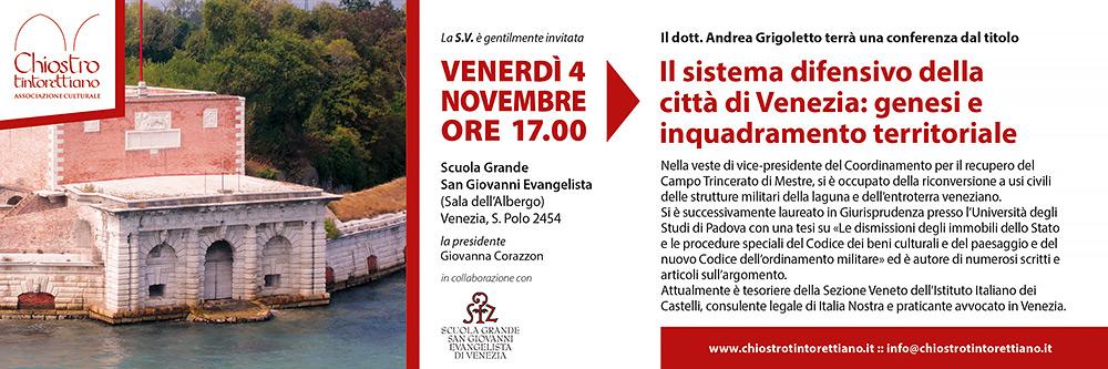 Le fortificazioni veneziane