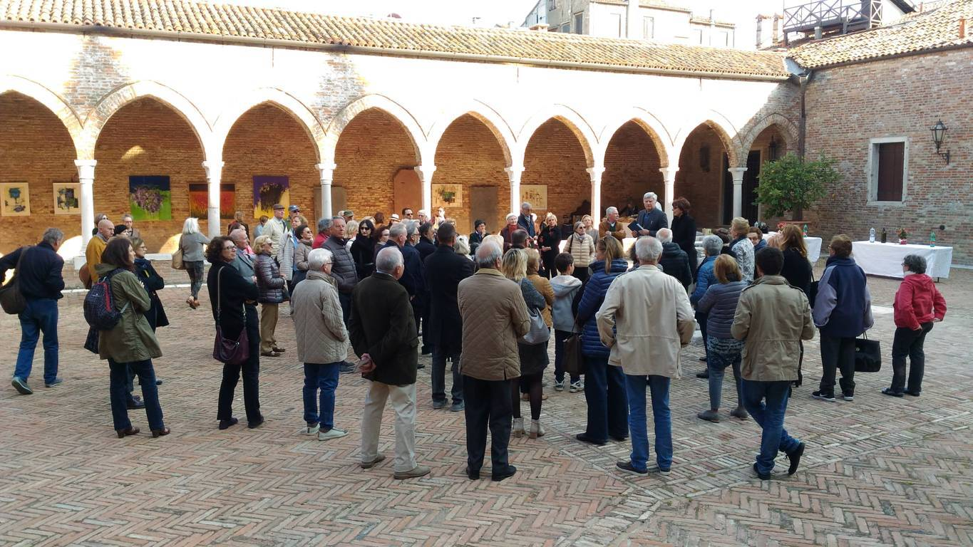 INTERVENUTI ALL'INAUGURAZIONE